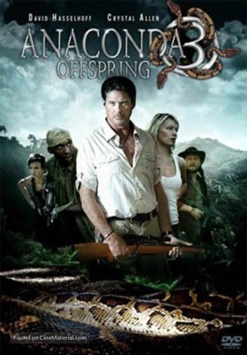 Anaconda III - Movie Cover