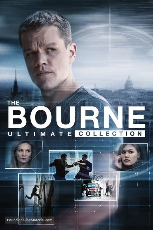 Jason Bourne - Movie Cover