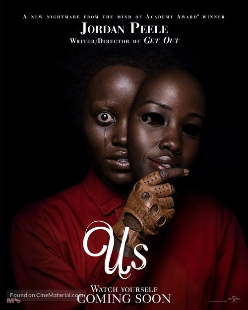 Us - British Movie Poster