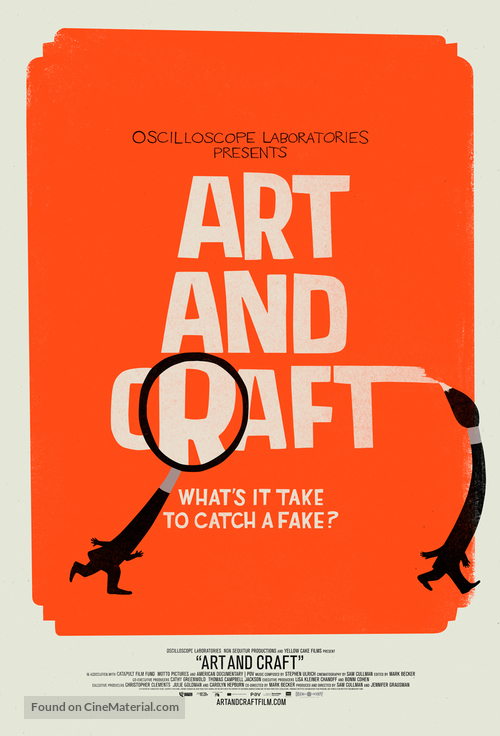 Art and Craft - Movie Poster