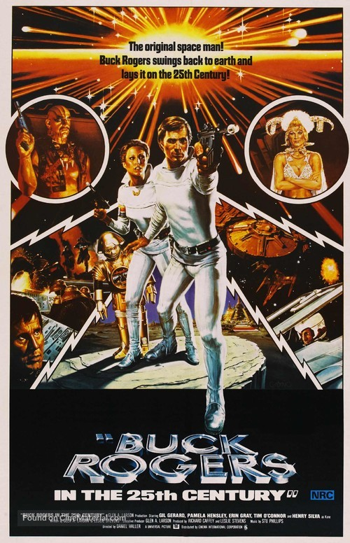 Buck Rogers - Movie Poster