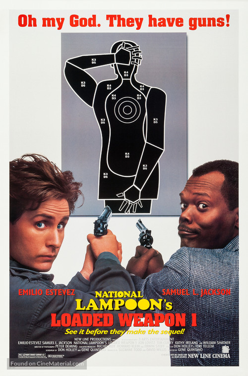 Loaded Weapon - Movie Poster