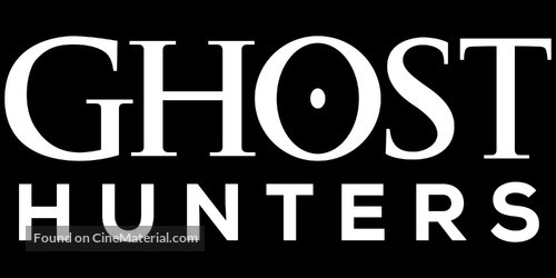 """Ghost Hunters"" - Logo"