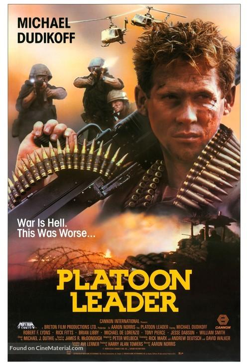 Platoon Leader - Movie Poster