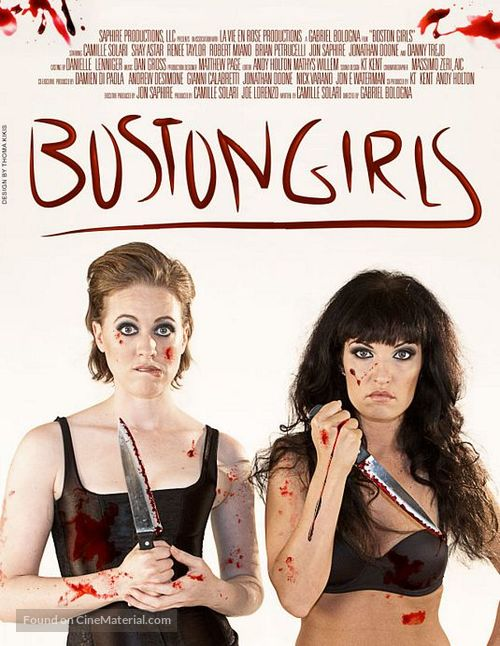 Boston Girls - Movie Poster