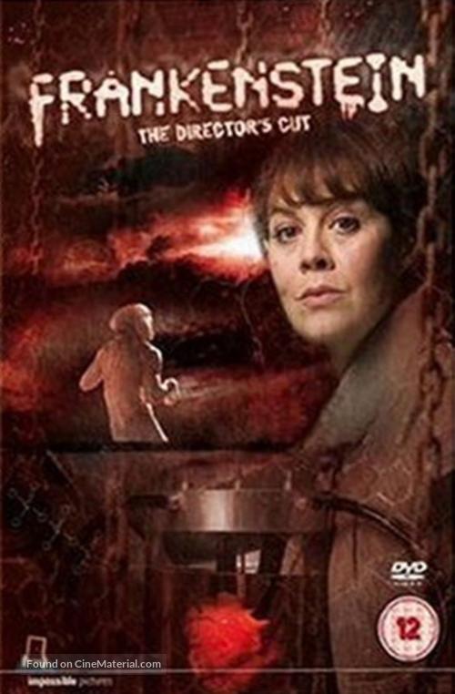 Frankenstein - British Movie Cover
