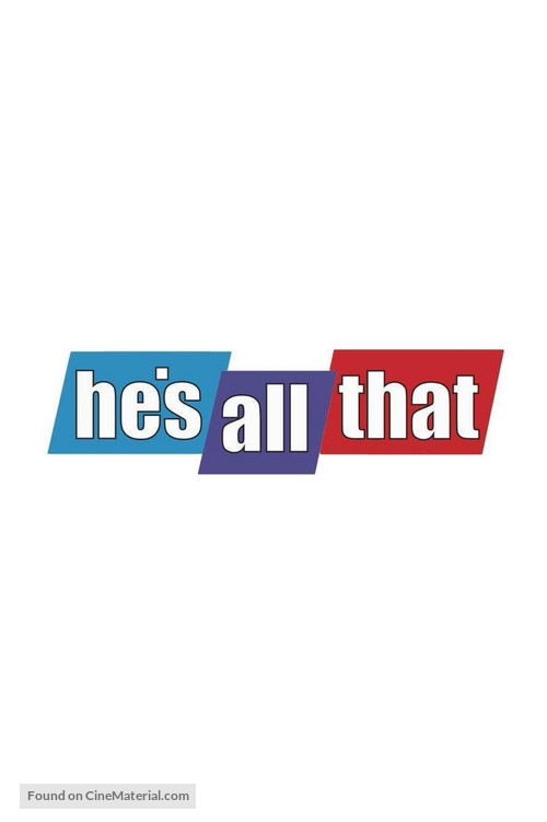 He's All That - Logo