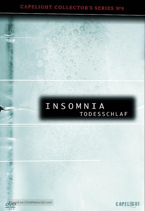 Insomnia - German Movie Cover