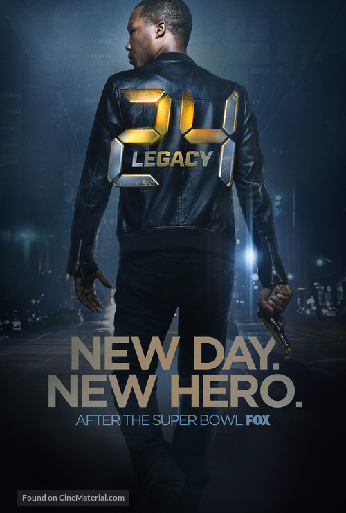 """""""24: Legacy"""" - Movie Poster"""