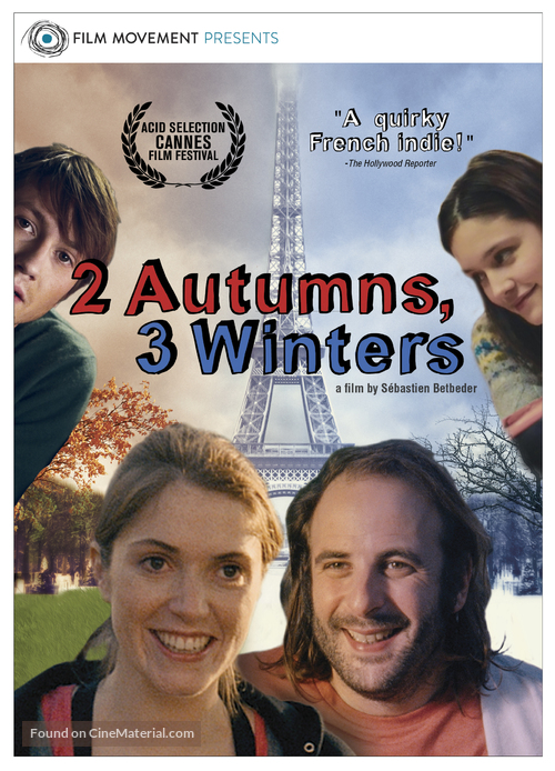 2 automnes 3 hivers - Movie Poster