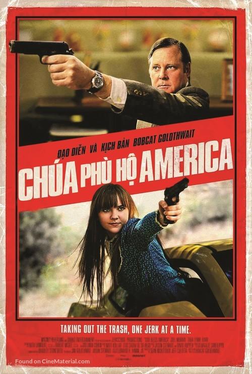 God Bless America - Vietnamese Movie Poster