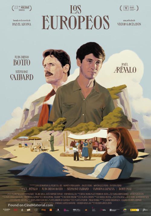 Los Europeos - Spanish Movie Poster