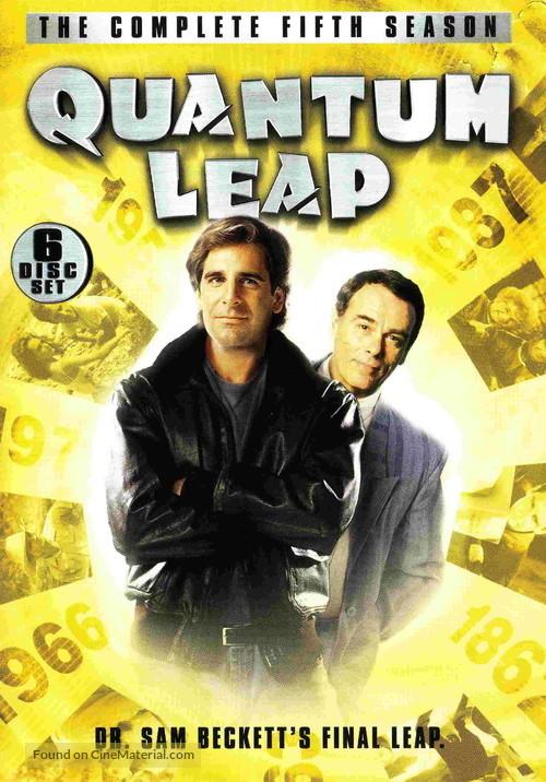"""""""Quantum Leap"""" - Movie Cover"""