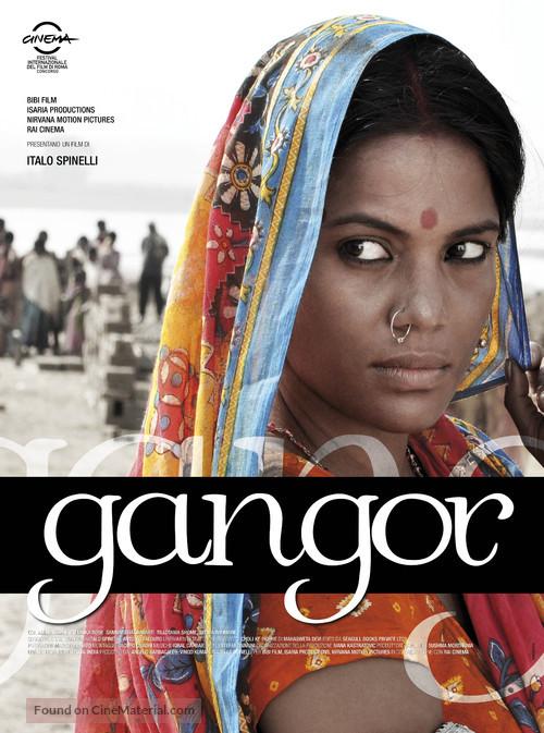 Gangor - Italian Movie Poster