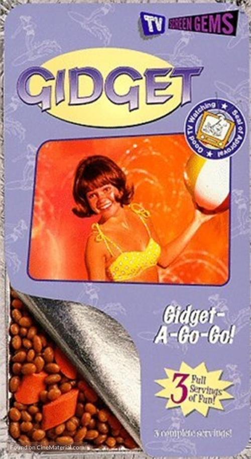 """Gidget"" - VHS movie cover"