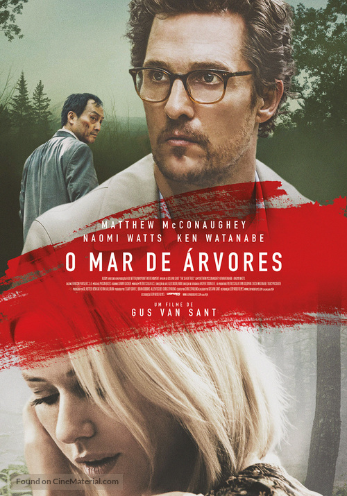 The Sea of Trees - Portuguese Movie Poster