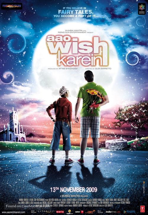 Aao Wish Karein - Indian Movie Poster