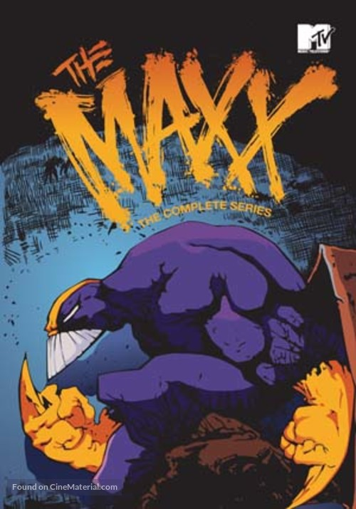 """The Maxx"" - DVD movie cover"