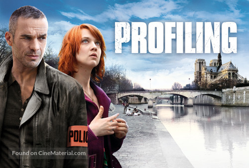"""Profilage"" - Movie Poster"