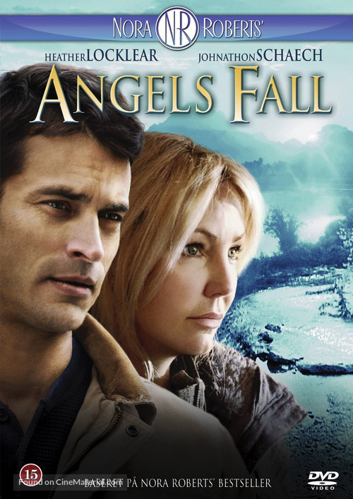 Angels Fall - Danish Movie Cover