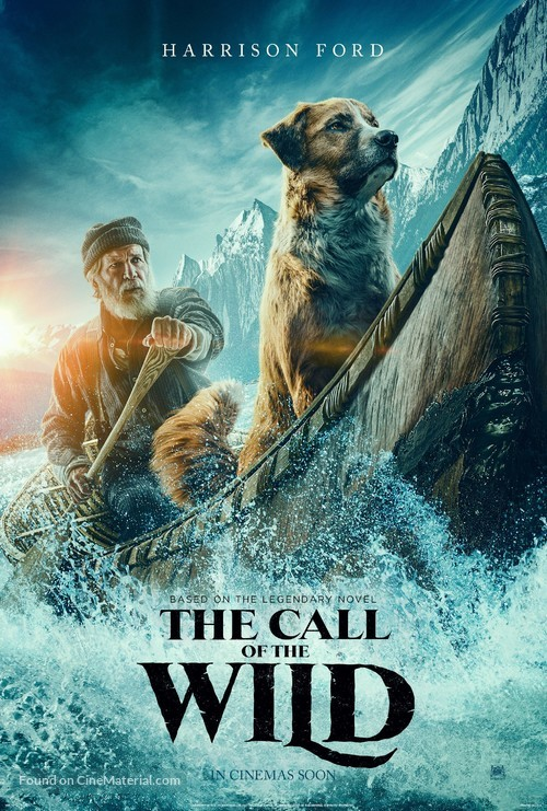 The Call of the Wild - International Movie Poster