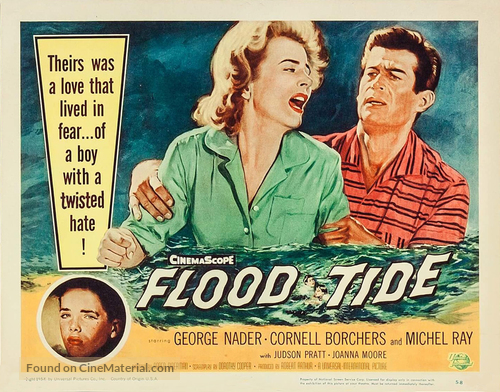 Movie posters 1950s