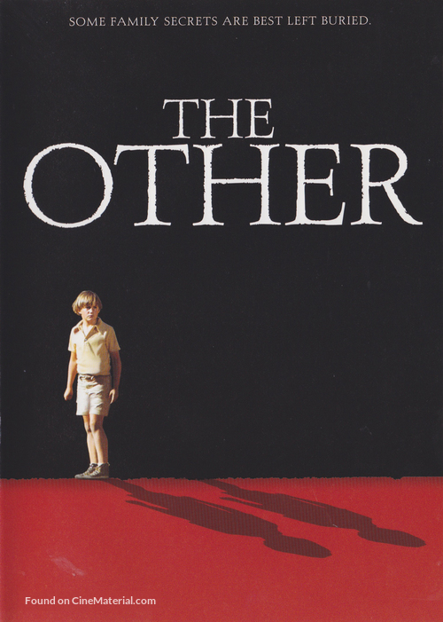 The Other - DVD movie cover
