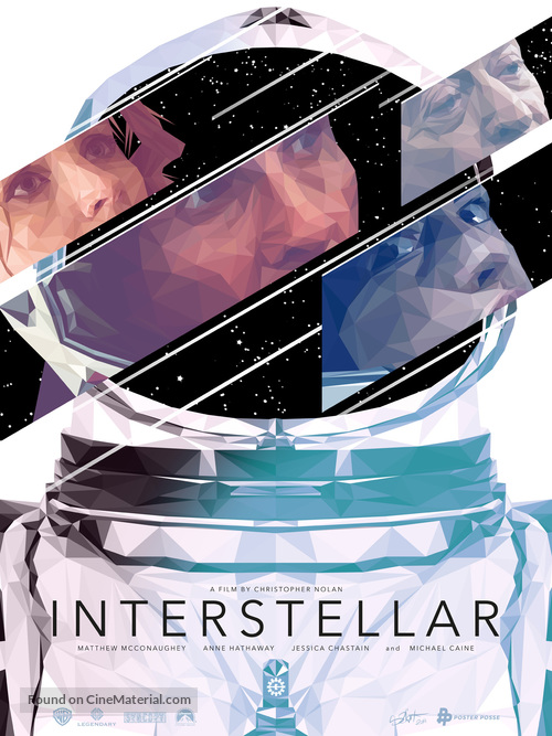 Interstellar - Movie Poster