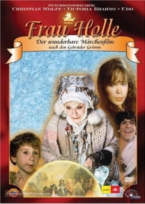 Perinbaba - German DVD movie cover