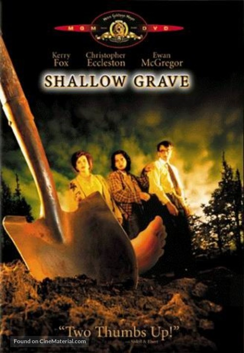 genre presented in shallow grave Shallow grave is a 1994 british black comedy crime film that marked the cinematic directorial debut of danny boyle with an original screenplay by john hodge.