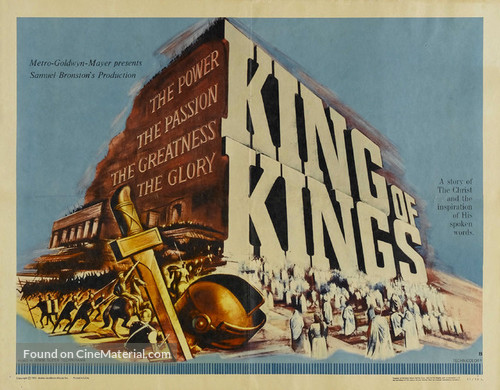King of Kings - Movie Poster