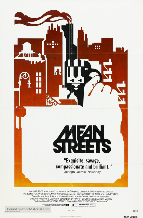 Mean Streets - Movie Poster