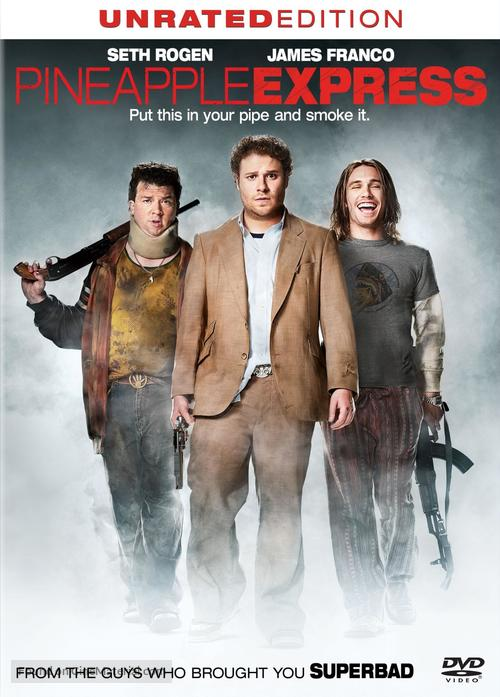 Pineapple Express - Movie Cover
