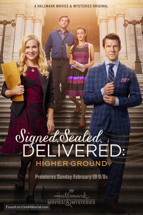 Signed, Sealed, Delivered: Higher Ground - Movie Poster