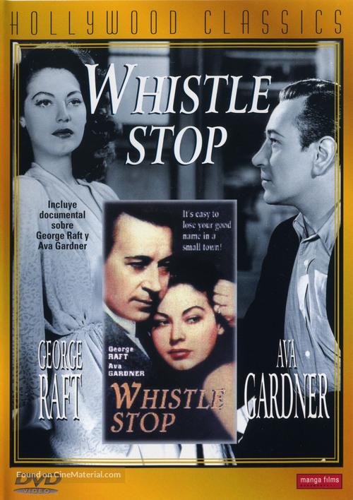 Últimas películas que has visto (las votaciones de la liga en el primer post) - Página 11 Whistle-stop-spanish-movie-cover