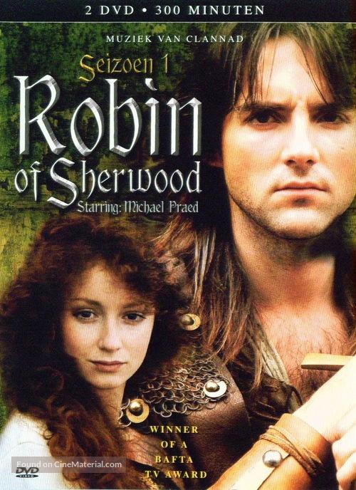 """Robin of Sherwood"" - German Movie Cover"