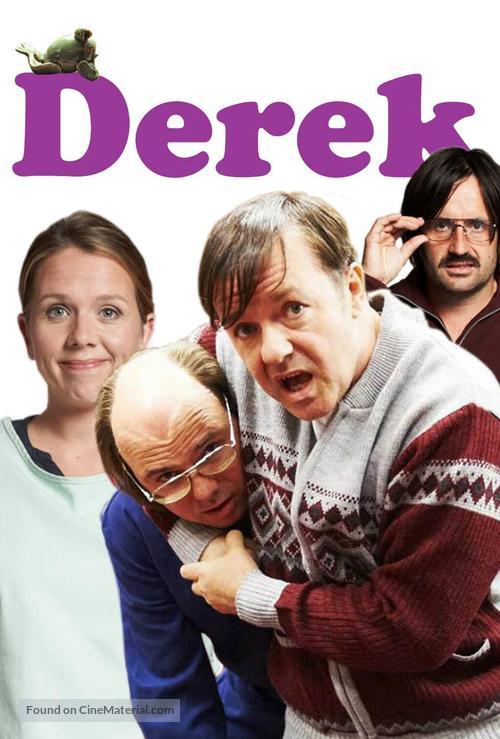 """""""Derek"""" - Movie Cover"""