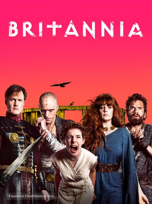 """""""Britannia"""" - Movie Cover"""
