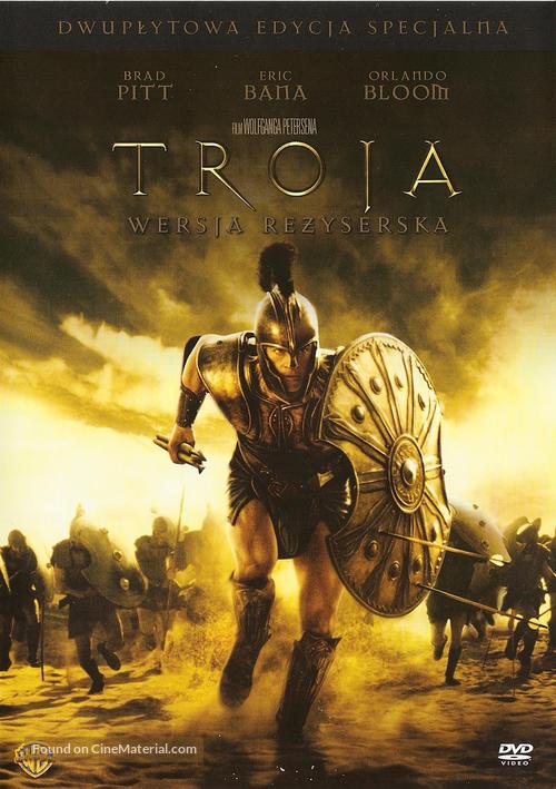 Troy - Polish Movie Cover