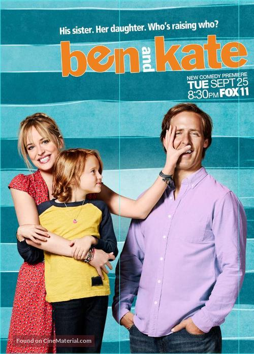 """""""Ben and Kate"""" - Movie Poster"""