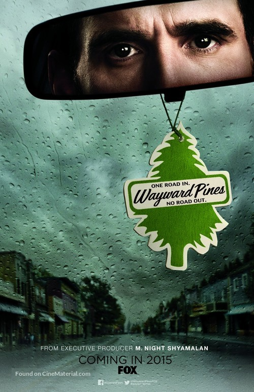"""Wayward Pines"" - Movie Poster"