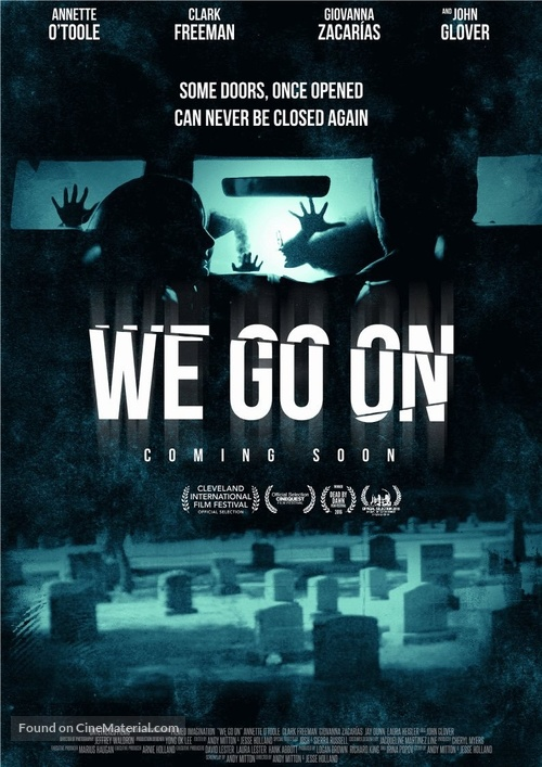 We Go On - Movie Poster