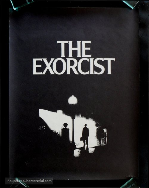 16x20 exorcist movie poster