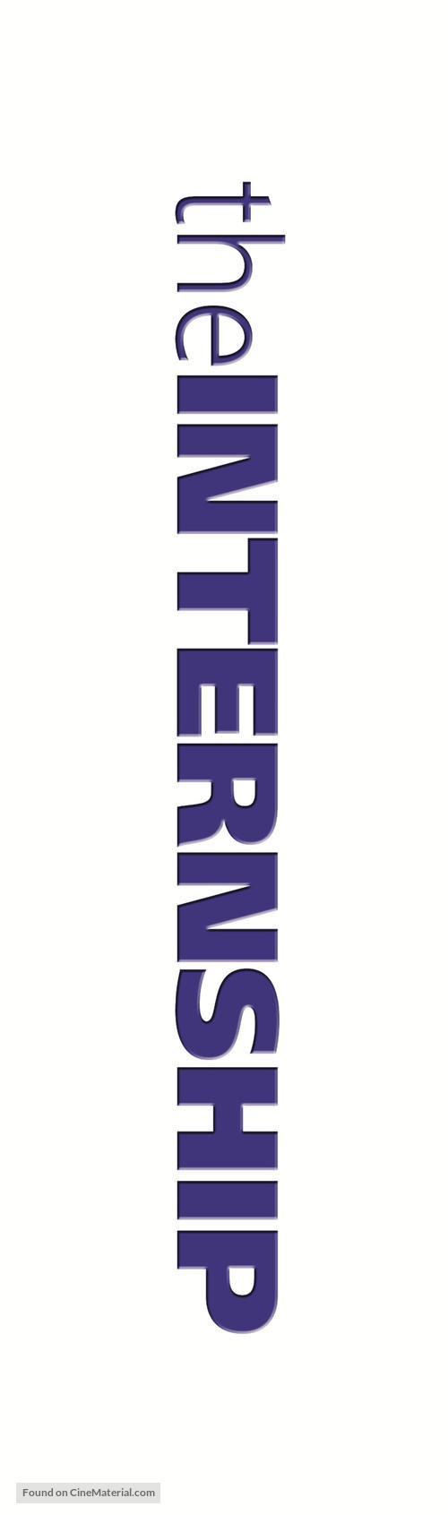 The Internship - Logo