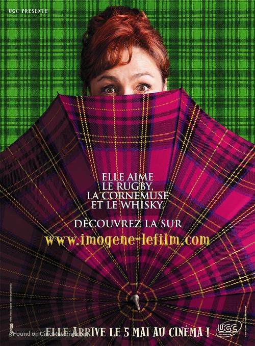 Imogène - French Movie Poster