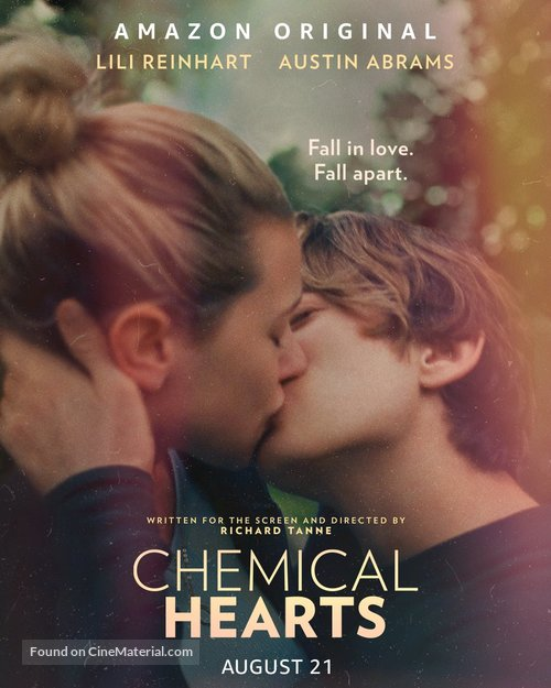 Chemical Hearts - Movie Poster