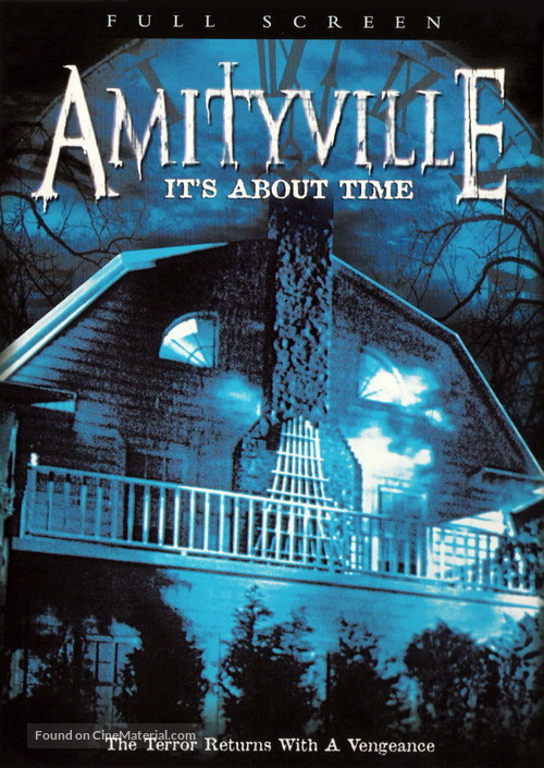 Amityville 1992: It's About Time - Movie Cover