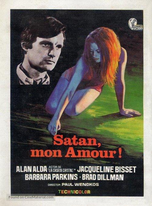 The Mephisto Waltz - Spanish Movie Poster