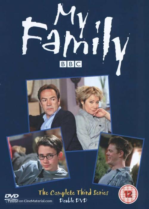 """My Family"" - British DVD movie cover"
