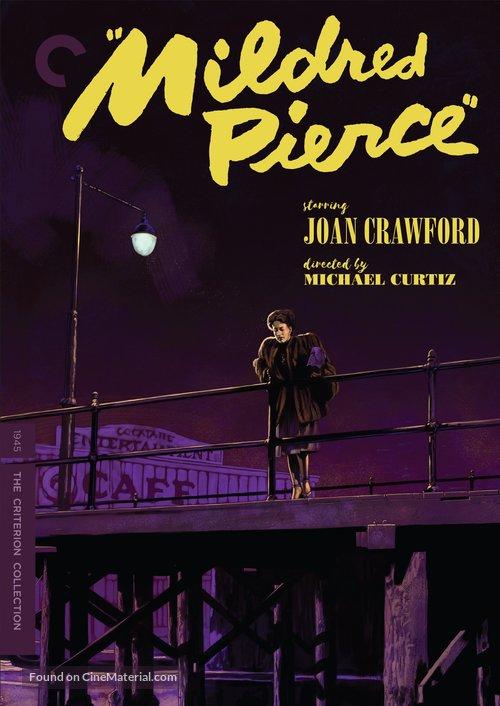 Mildred Pierce - DVD movie cover